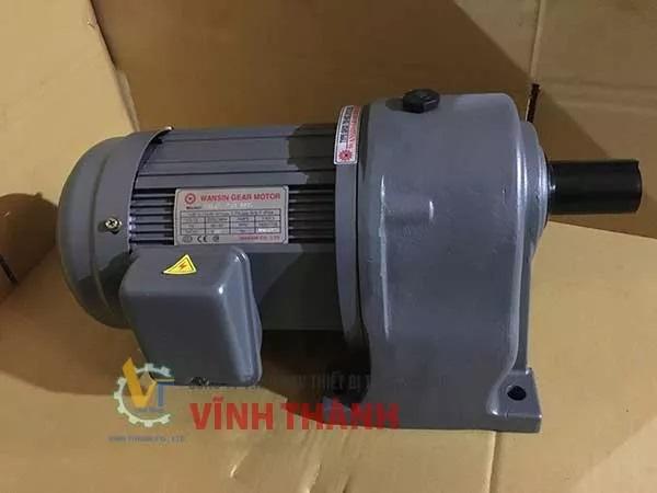 Giảm tốc Wansin GH50-5HP-40S phân phối bởi Vĩnh Thành