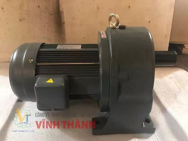 Động cơ giảm tốc 3 phase Wansin GH50-5HP-40S là dòng máy có thiết kế nhỏ gọn, tiết kiệm không gian nhưng cho hiệu năng vượt trội