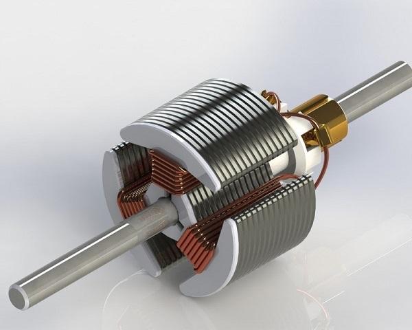 Hướng dẫn kỹ thuật quấn dây motor đơn giản
