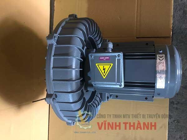 Lắp máy thổi khí cần chuẩn bị đầy đủ dụng cụ