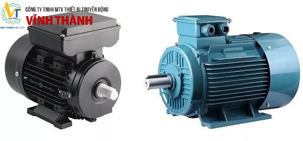 Motor giảm tốc loại nhỏ có rất nhiều công suất khác nhau