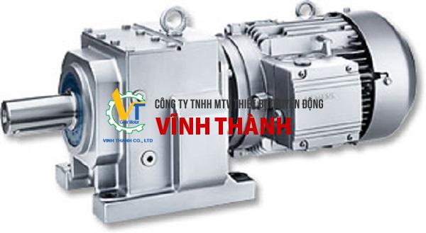 Động cơ được ứng dụng trong các ngành công nghiệp chế tạo, trộn hóa chất